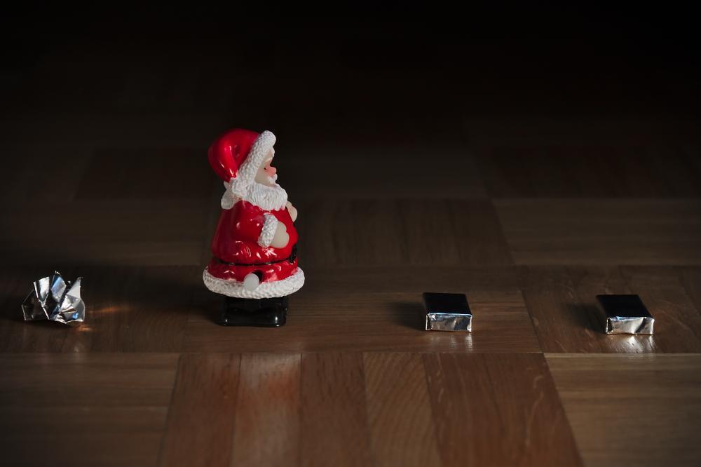 Hunting Santa